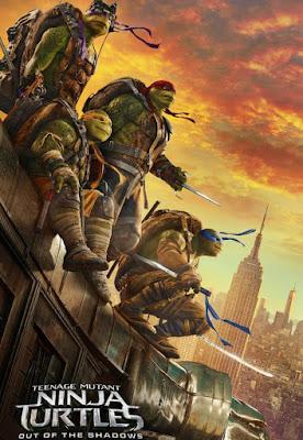 Teenage Mutant Ninja Turtles: Out Of The Shadows [2016] [DVD R1] [Latino]