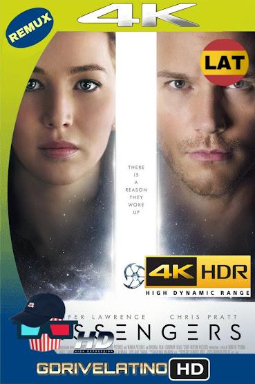 Pasajeros (2016) BDRemux 4K HDR LAT-CAS-ING mkv