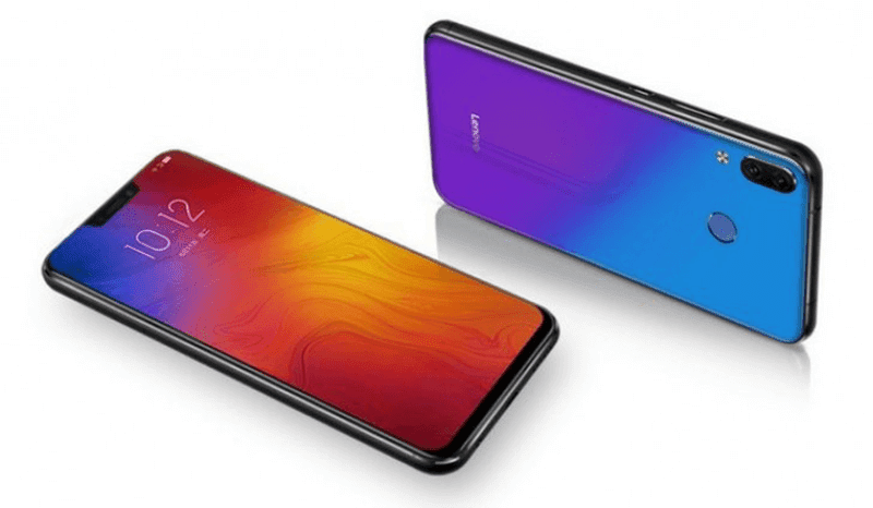 Lenovo Z5 with SD636 launched! It is not a true bezel-less smartphone though!