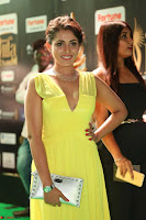Madhu Shalini Looks Super Cute in Neon Green Deep Neck Dress at IIFA Utsavam Awards 2017  Day 2  Exclusive (59).JPG