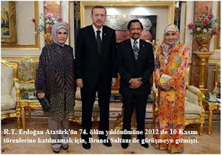 Cumhurbaşkanı Recep Tayyip Erdoğan'ın 10 Kasım Atatürk'süz Mesajı Şöyle: