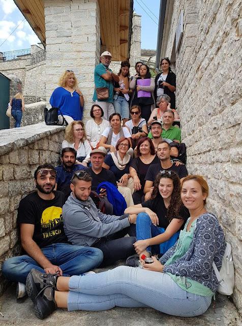 Γιάννενα: Το Θερινό Σχολείο Τζουμέρκων,στο όμορφο Συρράκο
