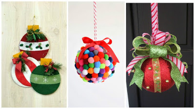 manualidades-esferas-navideñas