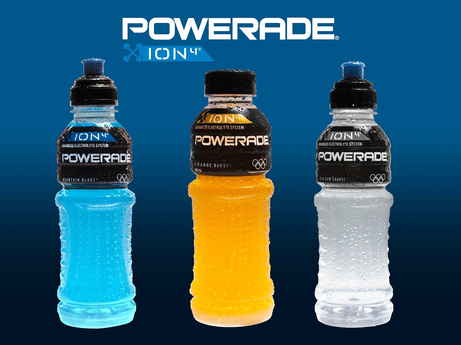 Deemen Runner Powerade Ion4 Product Launch