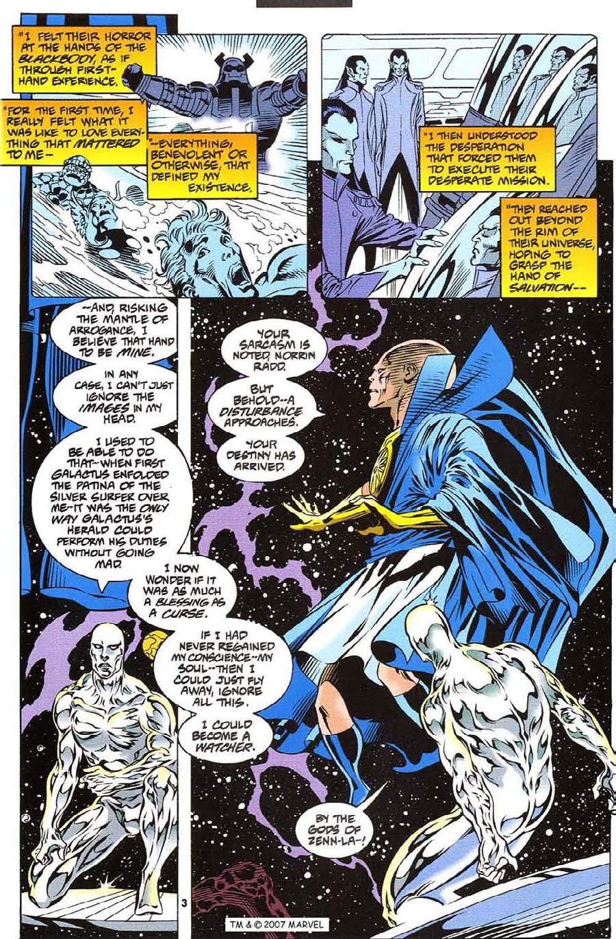 Silver Surfer (1987) Issue #112 #120 - English 5