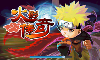 Naruto Shippuden Chibi Battle MOD Apk+Data Terbaru