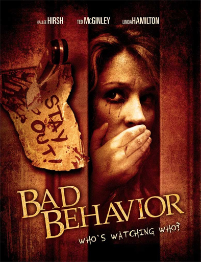 Ver Mala conducta (Bad Behavior) (2013) Online