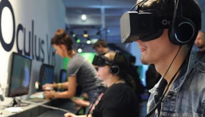 Consumers say VR seems neat, just not gaming so much,the world of technology