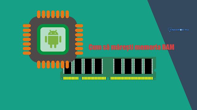 Cum să mărești și cum să eliberezi memoria RAM pe un telefon Android