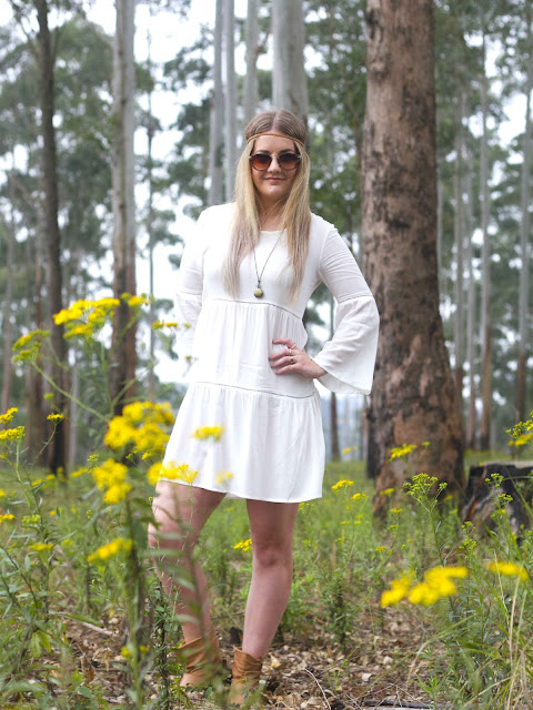 Jane Wonder || Beaknik Boho Lookbook