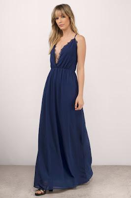 Vestidos Elegantes de Noche 2017