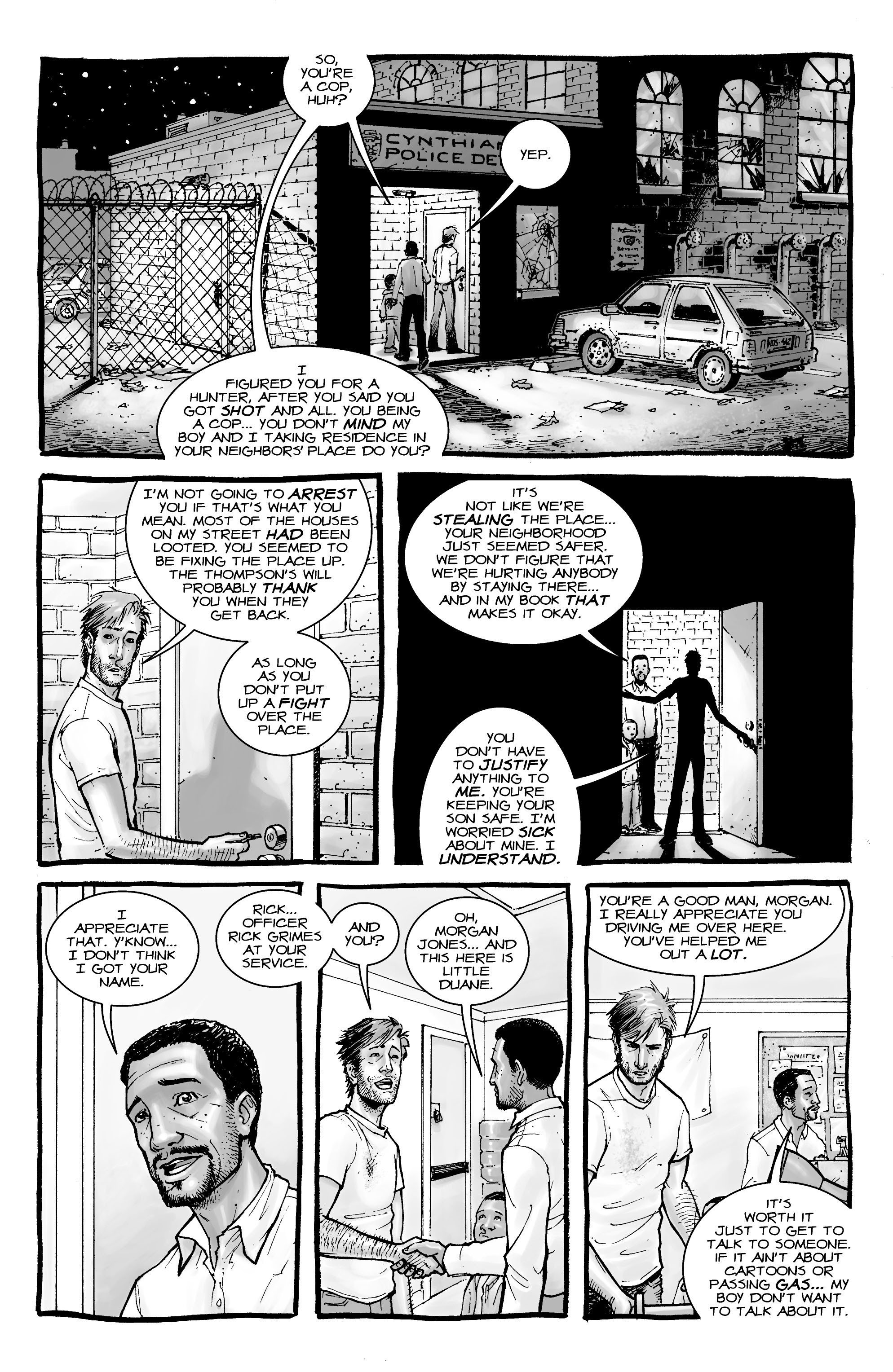 The Walking Dead issue 1 - Page 19
