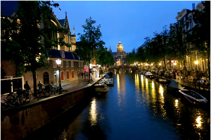 Amsterdam :: By Night