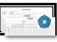 Download Format Data Umum PKK