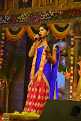 Ramya Behra At Om Namo Venkatesaya Audio launch-thumbnail-3