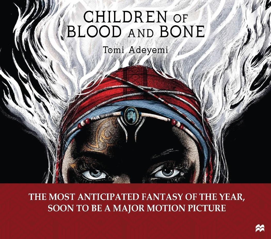 bookish indulgenges with b00k r3vi3ws children of blood