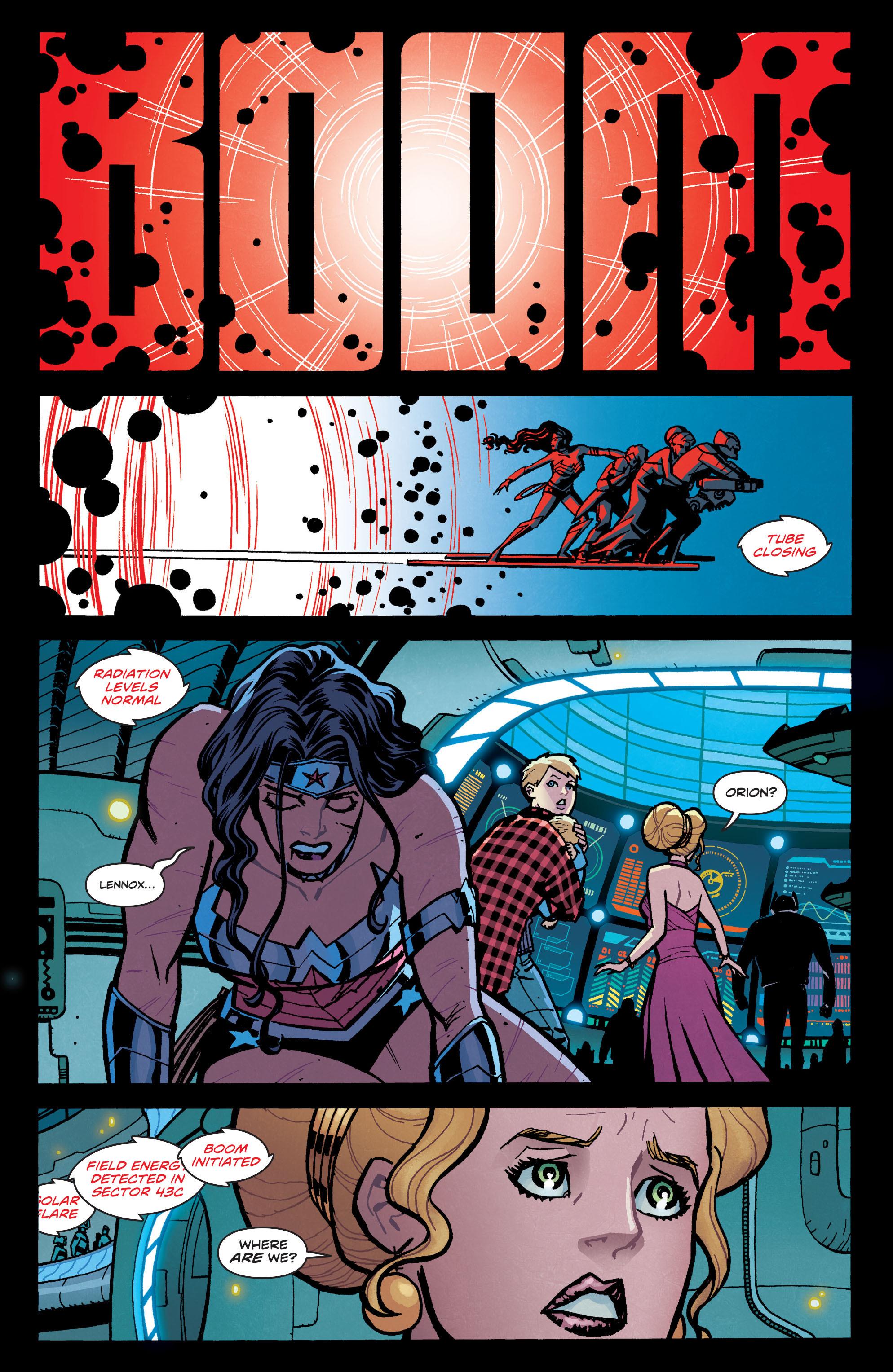 Read online Wonder Woman (2011) comic -  Issue #21 - 20