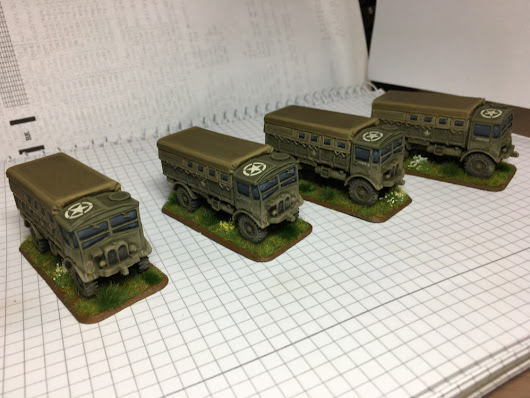 AHPC Entry - 15mm Matadors