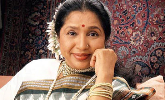 U.K. Based Newspaper Terms Asha Bhosle as the Greatest Playback Artist