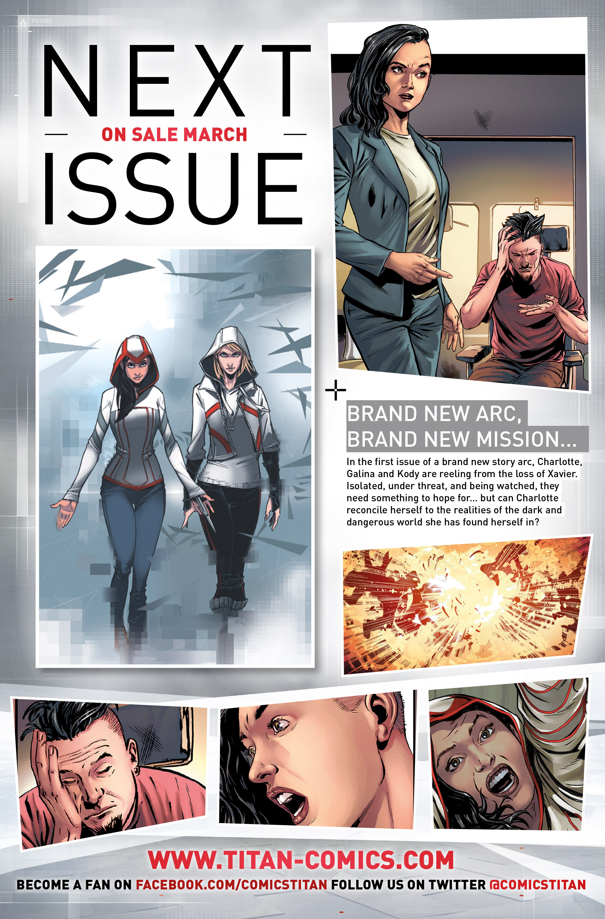 Read online Assassin's Creed (2015) comic -  Issue #5 - 26