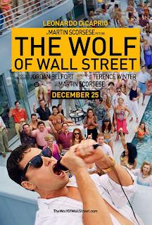 華爾街狼人/華爾街之狼 (The Wolf of Wall Street) poster