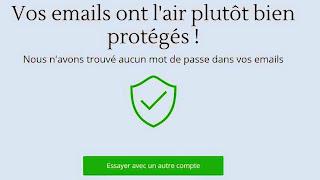 موقعين للتاكد من حماية بريدك الالكتروني 2