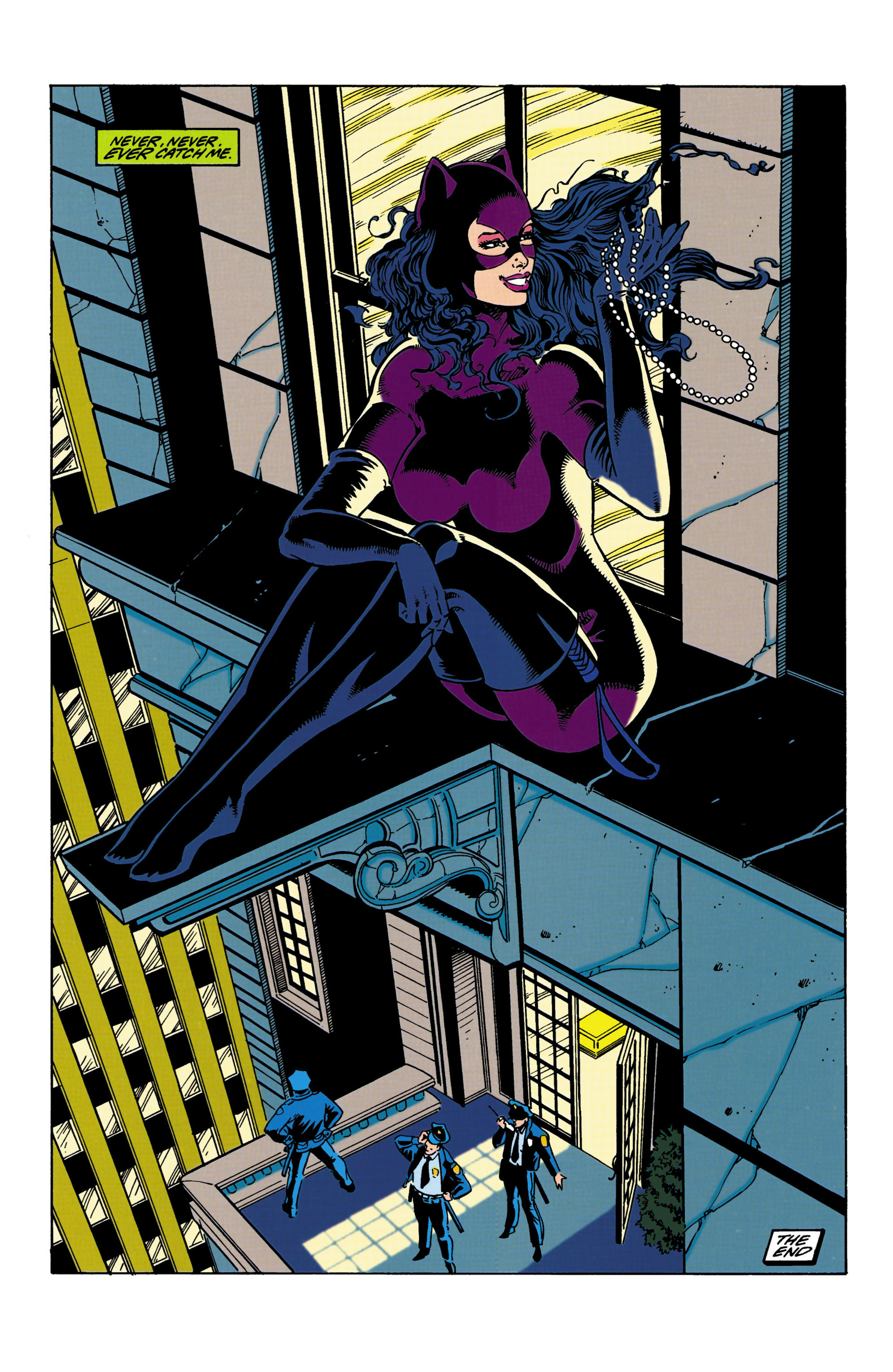 Catwoman (1993) Issue #19 #24 - English 22