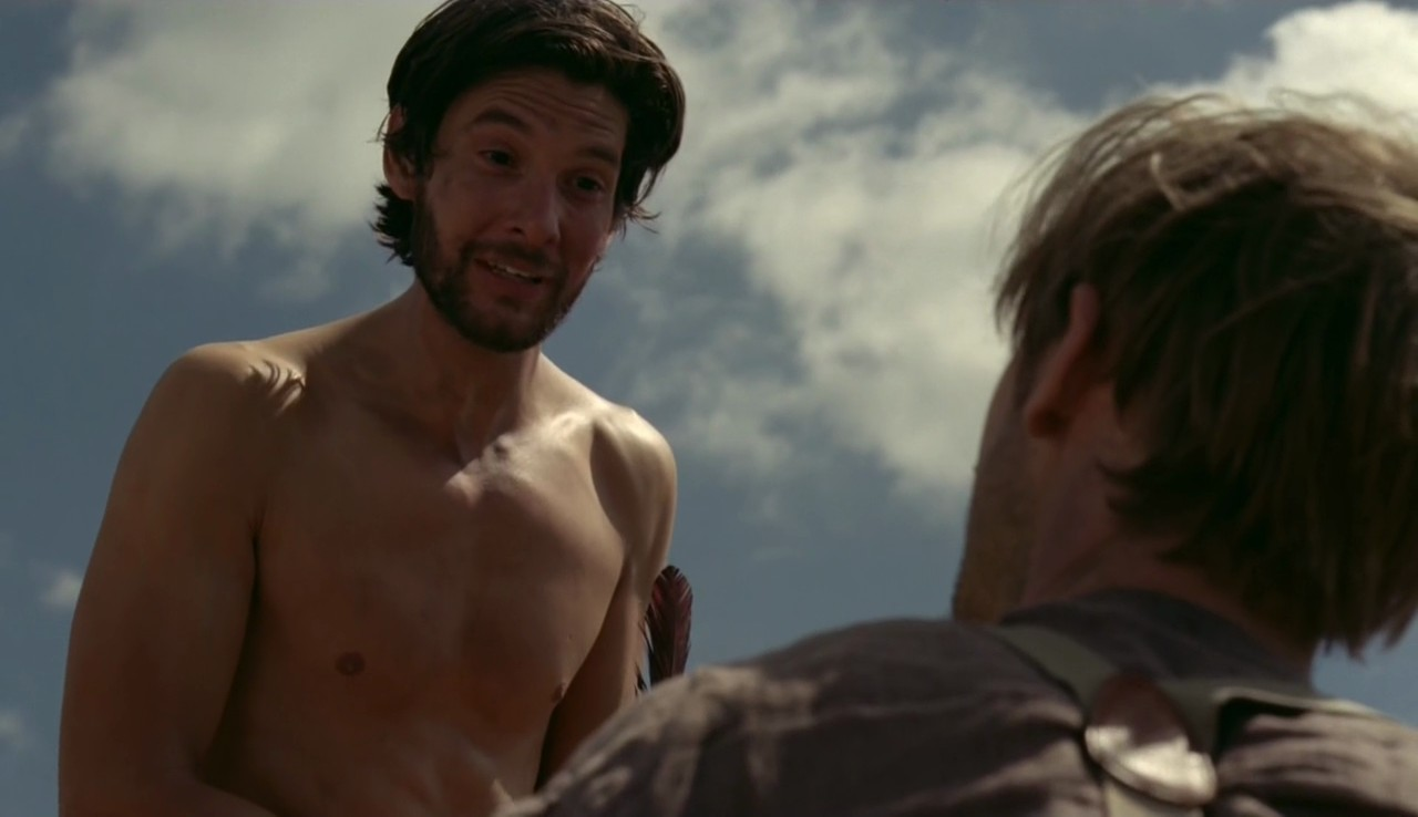 Is ben barnes gay