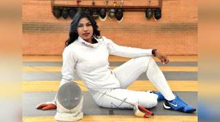 Bhavani Devi, Bhavani Devi Indian, Bhavani Devi Indian international, Bhavani Devi Indian international fencing circuit,