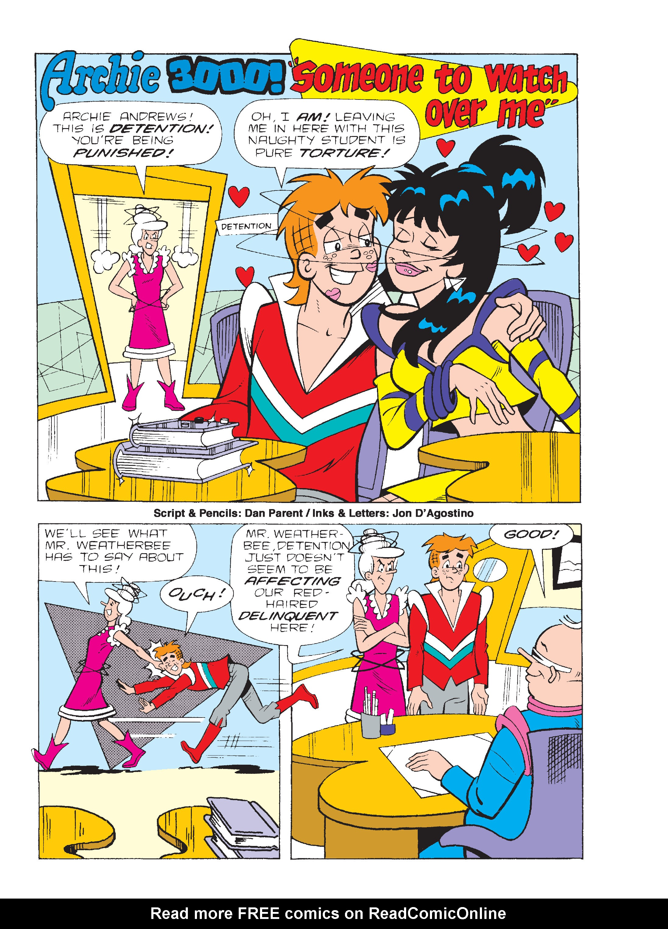 Read online World of Archie Double Digest comic -  Issue #64 - 126