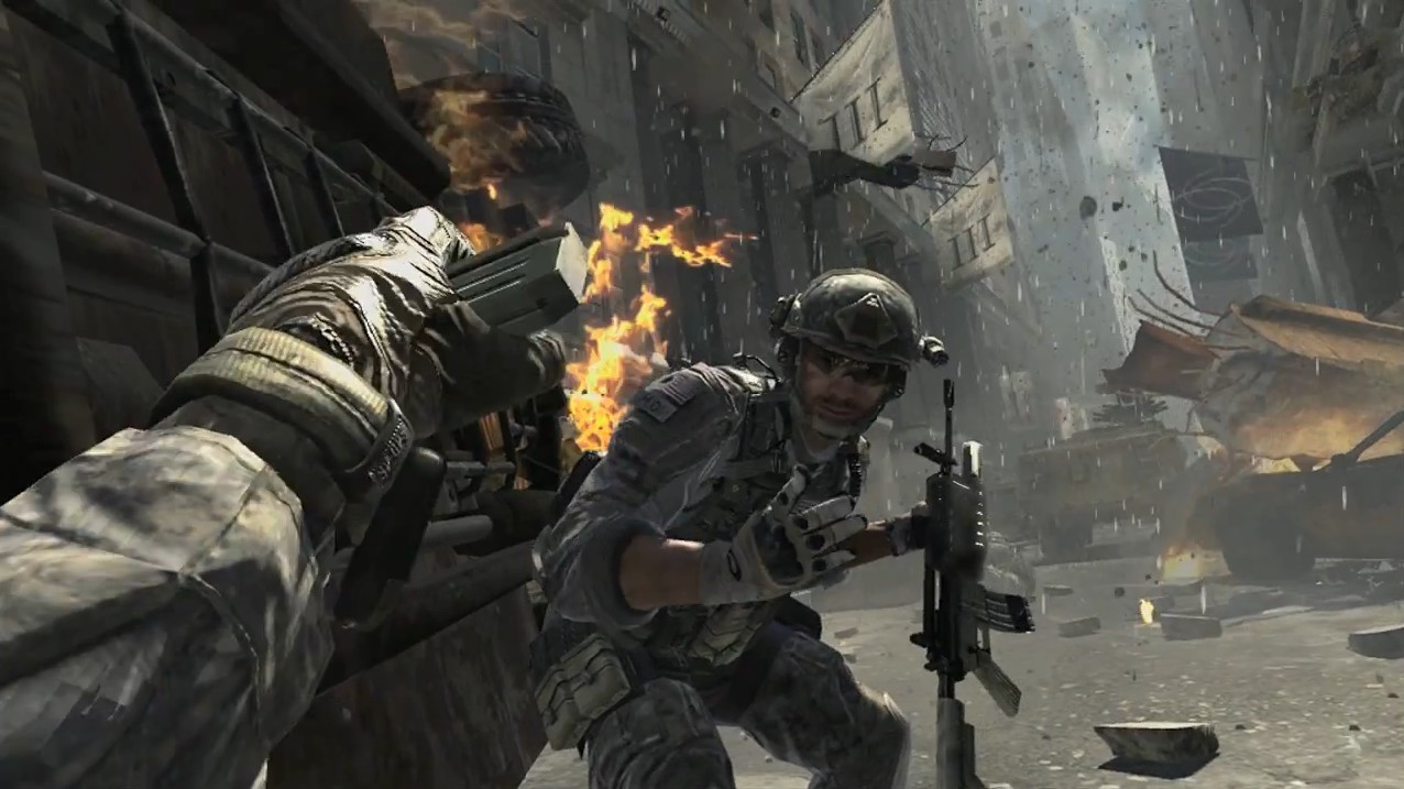 Call of duty modern warfare 3 trailer ita wii / Did lil