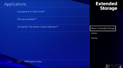 HDD Eksternal ke PS4 Atau PS4 Pro