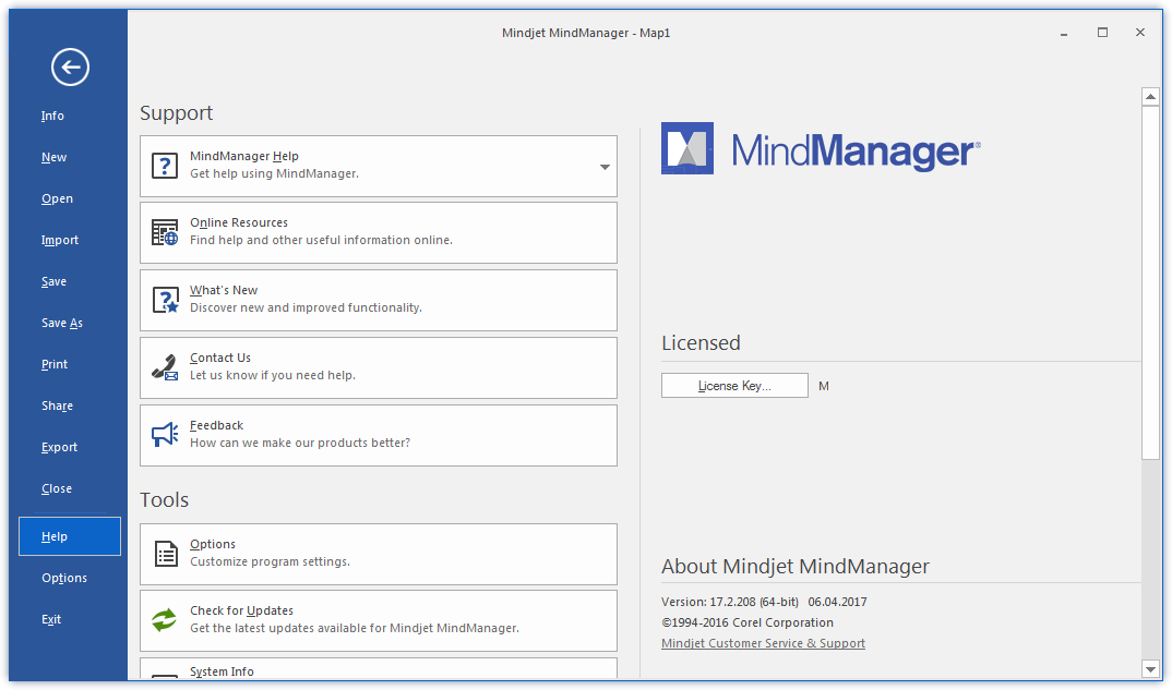 Mindjet MindManager 2020 v20.1.234 poster box cover