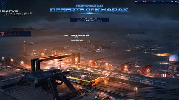 Homeworld Deserts of Kharak Free Download Full Version