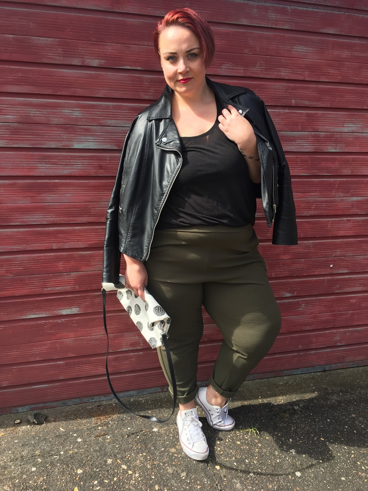 Becky Barnes Blog Plus Size Blogger Style Quiz Clothing Curve