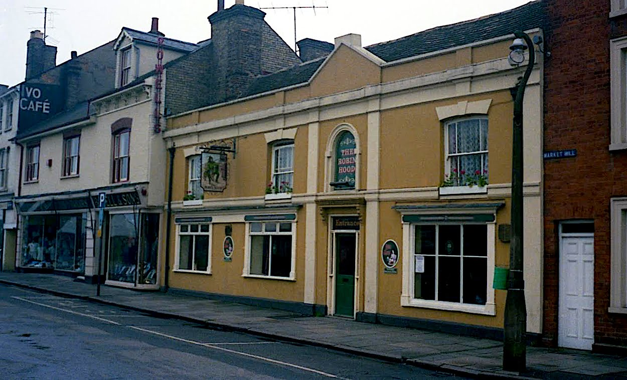 The Robin Hood, St Ives
