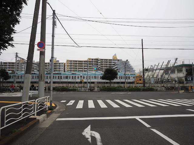東京メトロ 車両基地