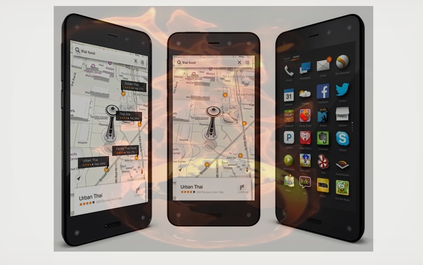"Fire Phone"" Smartphone"
