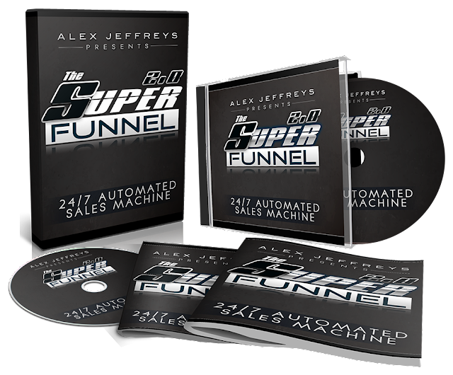 [1+2 EDITIONS] The Super Funnel +Bonuses [GIVEAWAY]