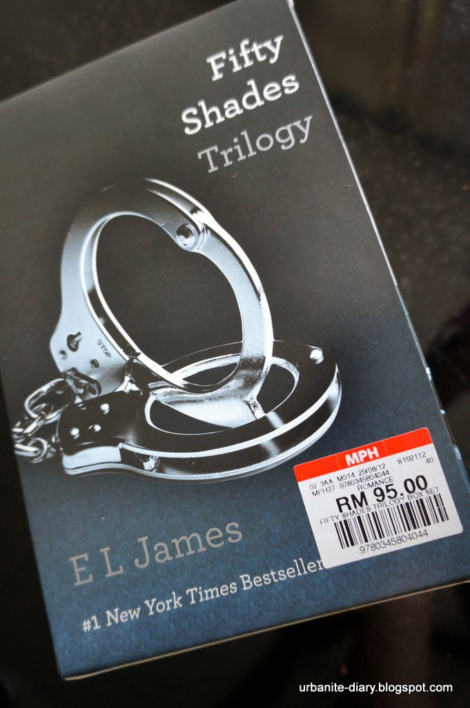 Book worm 102 fifty shades trilogy fifty shades of grey fifty trilogy box set is selling at rm95 at mph fandeluxe Gallery