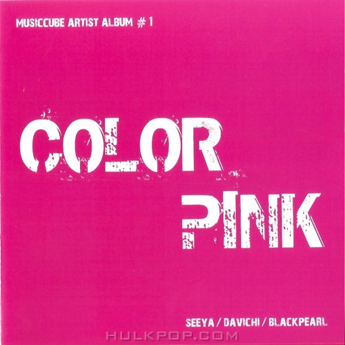 SeeYa, Davichi & Blackpearl – Color Pink – Single (ITUNES PLUS AAC M4A)