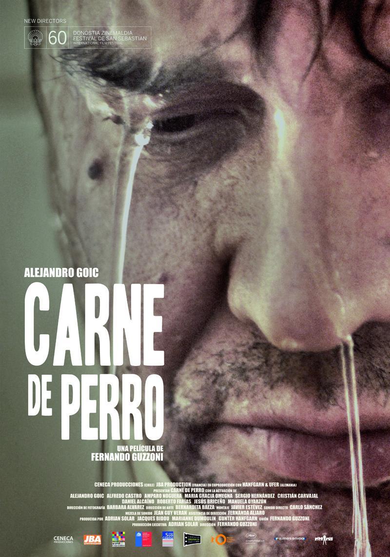 Carne de Perro- Fernando Guzzoni 2012