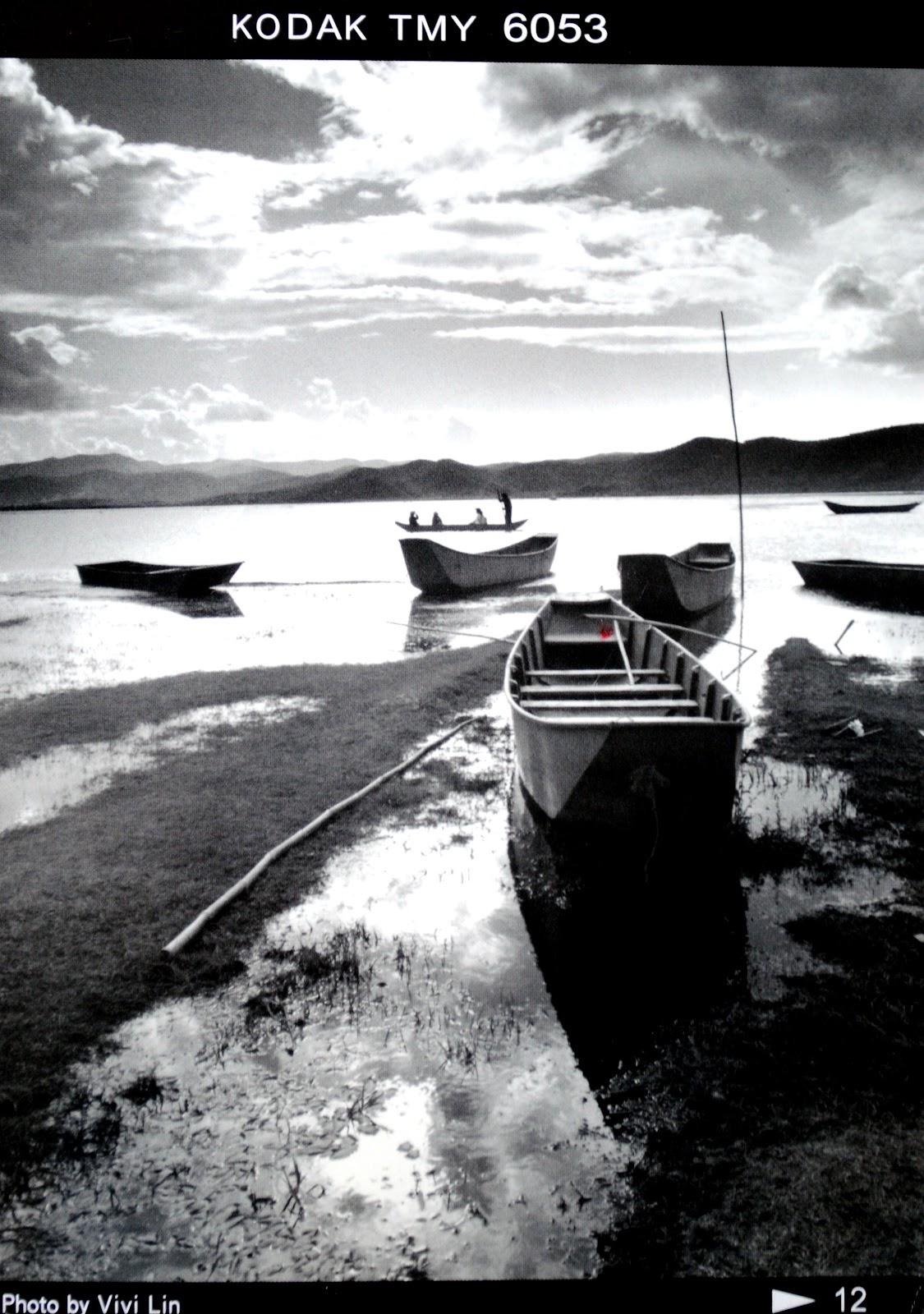 czarno biała fotografia
