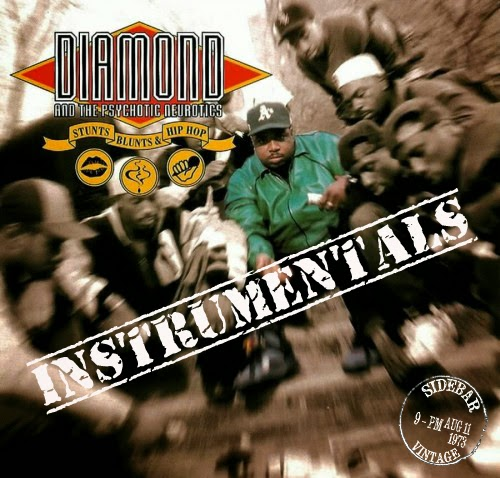 Nuthin' But the Music: Stunts, Blunts and Hip Hop Instrumentals