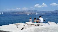 7. regata ol postirske fjere - Postira slike otok Brač Online