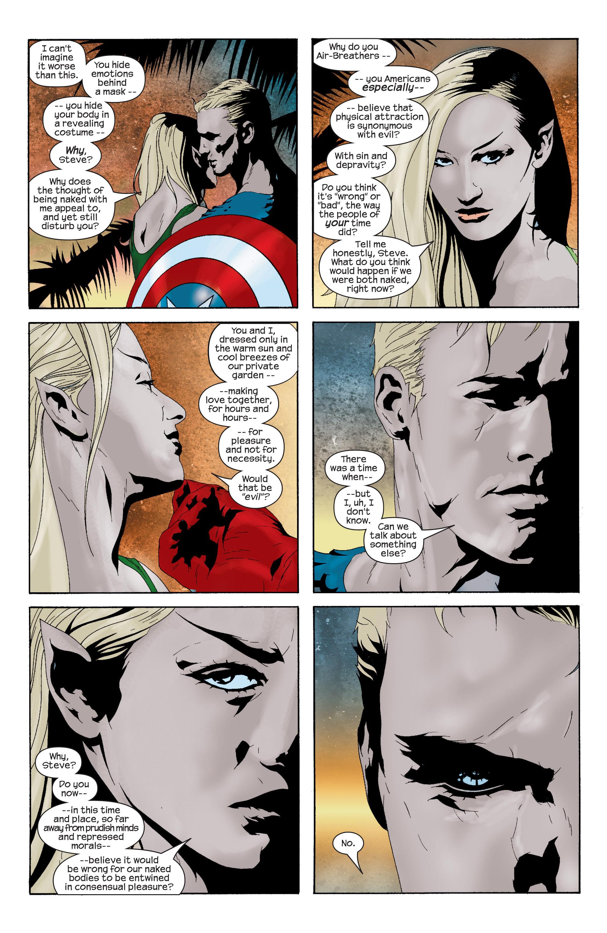 Captain America (2002) Issue #15 #16 - English 21