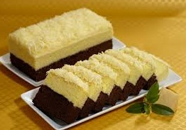 Cara Membuat Cake Lapis Kukus Coklat Keju