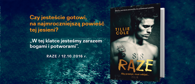 Tillie Cole - Raze