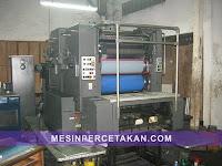mesin percetakan Heidelberg SORM Z
