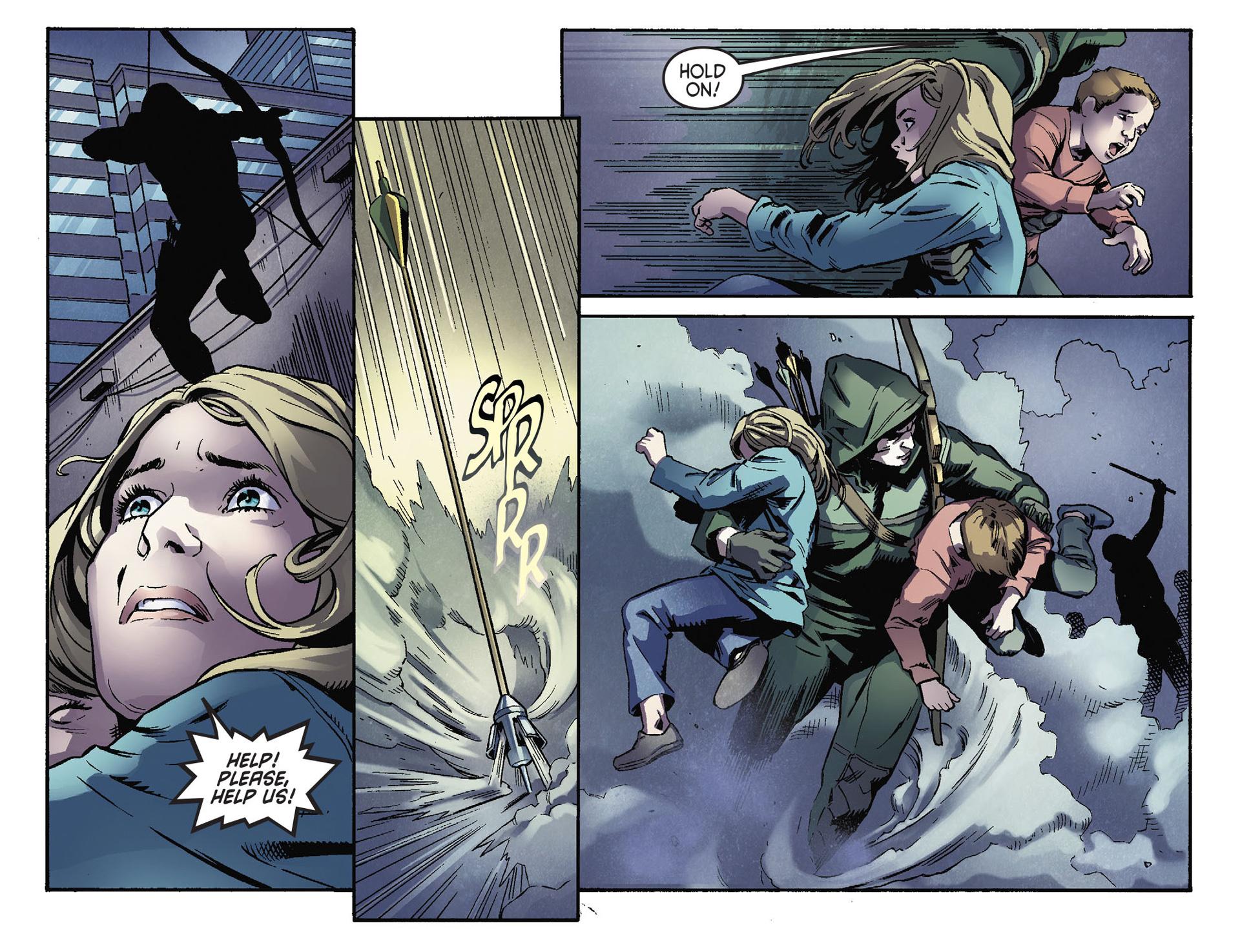 Read online Arrow [II] comic -  Issue #30 - 14